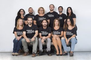 Members of the Center for Investigative Journalism